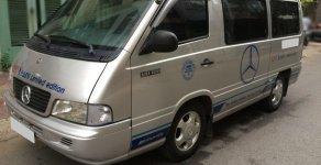 Gia đình cần bán MB100, 2005, số sàn, máy xăng, màu bạc, gia đình sử dụng giá 137 triệu tại Tp.HCM