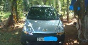 Cần bán gấp Chevrolet Spark đời 2010, màu bạc xe gia đình, giá chỉ 135 triệu giá 135 triệu tại Bình Phước