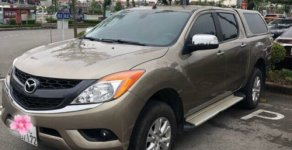 Bán Mazda BT 50 2.2 AT sản xuất 2015, màu vàng cát giá 520 triệu tại Hà Nội