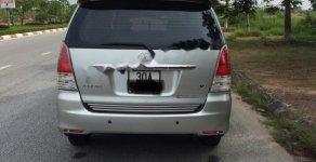 Cần bán Toyota Innova V đời 2010, màu bạc giá 455 triệu tại Bắc Ninh