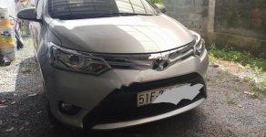 Bán Toyota Vios 1.5G sản xuất năm 2016, màu bạc như mới  giá 495 triệu tại Tp.HCM