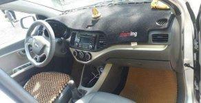 Cần bán lại xe Kia Morning năm 2014, màu bạc, chính chủ giá 235 triệu tại Nam Định