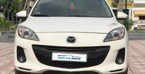Bán Mazda 3S 1.5AT năm 2014, màu trắng, giá hấp dẫn giá 508 triệu tại Hà Nội