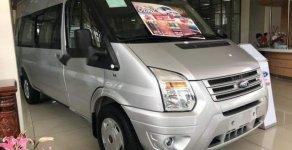 Bán Ford Transit năm sản xuất 2018, màu bạc, 16 chỗ giá 815 triệu tại Tp.HCM