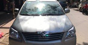 Cần bán Toyota Innova 2.0E sản xuất 2012, màu bạc xe gia đình   giá 485 triệu tại Đắk Lắk