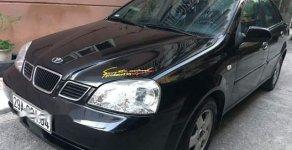 Cần bán gấp Daewoo Lacetti đời 2005, màu đen, nhập khẩu nguyên chiếc chính chủ  giá 148 triệu tại Hà Nội