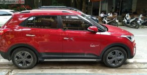 Chính chủ bán Hyundai Creta đời 2016, màu đỏ, nhập khẩu giá 720 triệu tại Hà Nội