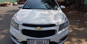 Bán Chevrolet Cruze đời 2016, màu trắng, giá 400tr giá 400 triệu tại Tp.HCM