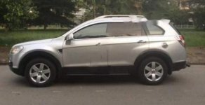 Cần bán Chevrolet Captiva LT 2.4 MT sản xuất 2008, màu bạc giá 290 triệu tại Tp.HCM
