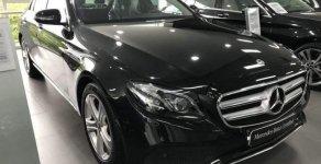 Bán xe Mercedes E250 đời 2017, màu đen, chạy lướt giá 2 tỷ 429 tr tại Tp.HCM