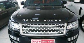 Bán Range Rover Autobiography đăng kí 2015 màu đen giá 5 tỷ 780 tr tại Hà Nội