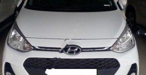 Cần bán gấp Hyundai Grand i10 1.2 AT đời 2018, màu trắng  giá 420 triệu tại Hà Nội