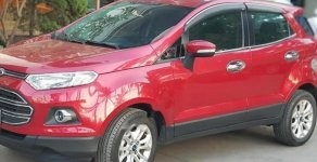 Xe cũ Ford EcoSport Titanium 1.5L AT đời 2016, màu đỏ chính chủ giá 564 triệu tại Hà Nội