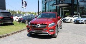 Bán xe Mercedes GLE 400 2016, màu đỏ, xe nhập số tự động giá 3 tỷ 920 tr tại Hà Nội
