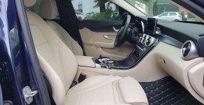 Cần bán lại xe cũ Mercedes C 200 đời 2017, màu xanh lam giá 1 tỷ 350 tr tại Hà Nội