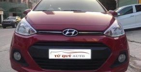 Cần bán xe Hyundai Grand i10 1.25AT 2016, màu đỏ, xe nhập giá 419 triệu tại Hà Nội