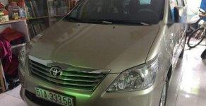Bán Toyota Innova E đời 2013, màu bạc còn mới giá 580 triệu tại Tp.HCM