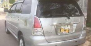 Bán Toyota Innova G sản xuất năm 2009, màu bạc  giá 375 triệu tại Tp.HCM