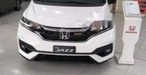 Bán Honda Jazz RS 2018, màu trắng, nhập khẩu giá 624 triệu tại Tp.HCM