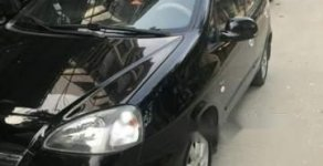 Cần bán lại xe Chevrolet Vivant sản xuất 2008, màu đen như mới giá 179 triệu tại Hải Dương