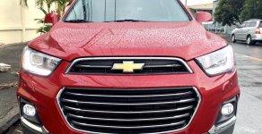 Bán Chevrolet Captiva Revv LTZ 2.4 năm 2016 màu đỏ, gia đình sử dụng, xe cực mới giá 685 triệu tại Tp.HCM