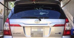 Cần bán gấp Toyota Innova E đời 2014, màu bạc giá 548 triệu tại Cần Thơ