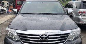 Bán Toyota Fortuner 2.7V 4x4 2013, màu xám (ghi), 730tr giá 730 triệu tại Tp.HCM