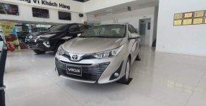 Bán ô tô Toyota Vios G 2018, màu bạc giá tốt giá 606 triệu tại Tp.HCM