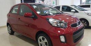 Bán ô tô Kia Morning 1.0 MT đời 2018, màu đỏ giá tốt giá 290 triệu tại Tp.HCM