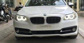 Bán xe BMW 520i Series năm 2015 màu trắng kem giá 1 tỷ 450 tr tại Hà Nội