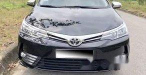 Bán Toyota Corolla Altis 1.8G sản xuất 2018, màu đen chính chủ giá 789 triệu tại Hà Nội