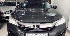 Bán Honda Accord sản xuất 2018, xe đi đúng 700km, như mới, bao kiểm tra hãng giá 1 tỷ 215 tr tại Tp.HCM