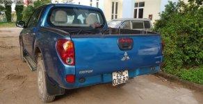 Bán Mitsubishi Triton đời 2011, màu xanh lam, xe nhập như mới giá 305 triệu tại Hà Nội
