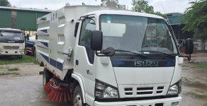 Bán xe quét đường hút bụi Isuzu 5 khối giá 1 tỷ tại Hà Nội