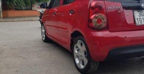 Bán Kia Morning SLX 1.0 AT sản xuất năm 2009, màu đỏ, xe nhập số tự động, giá tốt giá 247 triệu tại Hà Nội