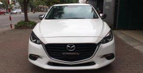 Cần bán Mazda 3 Facelift sản xuất 2017, màu trắng như mới giá 689 triệu tại Hà Nội