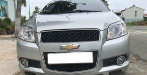 Bán Chevrolet Aveo 2016 màu bạc số sàn, xe dùng kỹ giá 297 triệu tại Tp.HCM