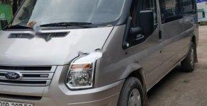Cần bán xe Ford Transit Standard MID đời 2015, màu bạc, xe gia đình  giá 550 triệu tại Hà Nội