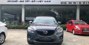 Cần bán xe Mazda CX 5 2.0 AT AWD đời 2013, màu xanh lam giá 715 triệu tại Hà Nội
