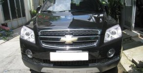 Bán nhanh xe Chevrolet Captiva LT 2008 số sàn, màu đen giá 287 triệu tại Tp.HCM