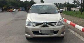 Cần bán gấp Toyota Innova G năm sản xuất 2012, màu vàng, giá tốt giá 445 triệu tại Hà Nội