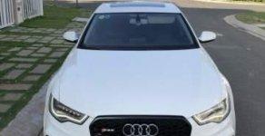 Bán Audi A6 3.0T Suppercharge đời 2011, màu trắng, xe nhập giá 1 tỷ 230 tr tại Tp.HCM