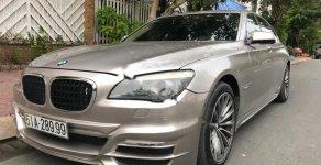 Cần bán gấp BMW 7 Series 750Li đời 2010, màu ghi vàng, nhập khẩu giá 1 tỷ 200 tr tại Tp.HCM