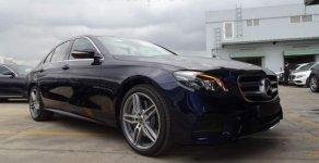 Cần bán lại xe Mercedes E300 AMG năm sản xuất 2018, màu xanh lam, xe nhập giá 2 tỷ 769 tr tại Tp.HCM