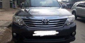 Bán xe Toyota Fortuner đời 2013, màu xám số tự động giá cạnh tranh giá 720 triệu tại Tp.HCM