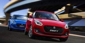 Cần bán Suzuki Swift đời 2018, màu đỏ giá cạnh tranh giá 499 triệu tại Đồng Nai