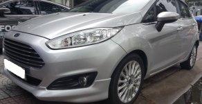 Bán ô tô Ford Fiesta 1.0 Ecoboost đời 2013, màu bạc, giá chỉ 439 triệu, xe chính hãng giá 439 triệu tại Tp.HCM