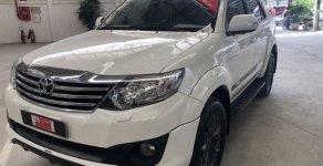 Bán Fortuner TRD 2014 màu trắng, giá tốt thương lượng giá 840 triệu tại Tp.HCM