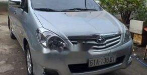Bán xe Toyota Innova 2009, màu bạc giá 410 triệu tại Tp.HCM