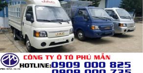 e tải Jac X125 euro 4 2018|Xe tải nhẹ 1.25 tấn-1250kg tại tphcm giá 297 triệu tại Tp.HCM